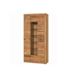NELLE 2 Doors Display Cabinet