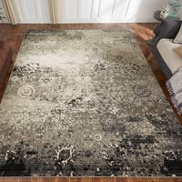 Theory Abstract Earth Area Rug