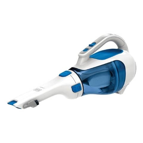 Black and Decker Dustbuster Bagless Hand Vacuum Cyclonic Blue