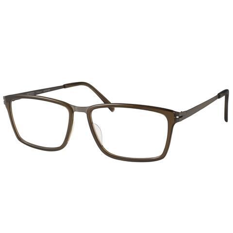 Modo 4511 DOLV Unisex Dark Olive Plastic Frame 54mm Eyeglasses