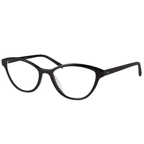 Modo MODO 6612 BLK 51mm Womens Black Frame Eyeglasses 51mm