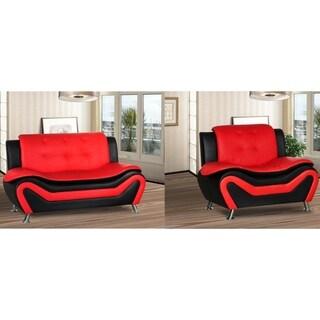 Strick & Bolton Steele 2-piece Living Room Set
