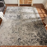 Theory Sand / Steel Area Rug