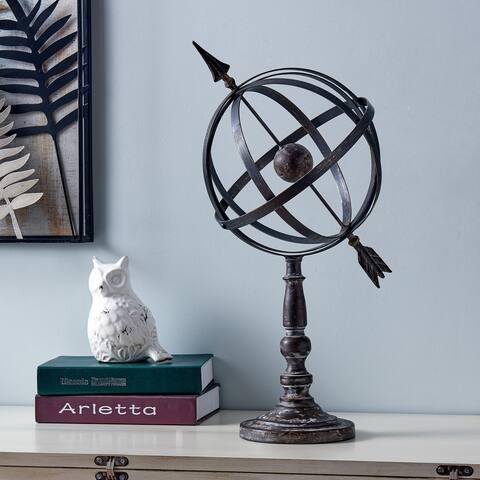 "FirsTime & Co.® Amillary Arrow Sculpture - 22""H x 13""W x 10.5""D"