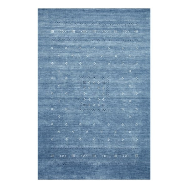Thea, Hand Knotted Area Rug - 6 x 9