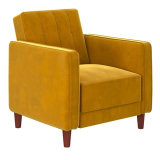 Link to Carson Carrington Ulvs Ivy Tufted Accent Chair Similar Items in Accent Chairs