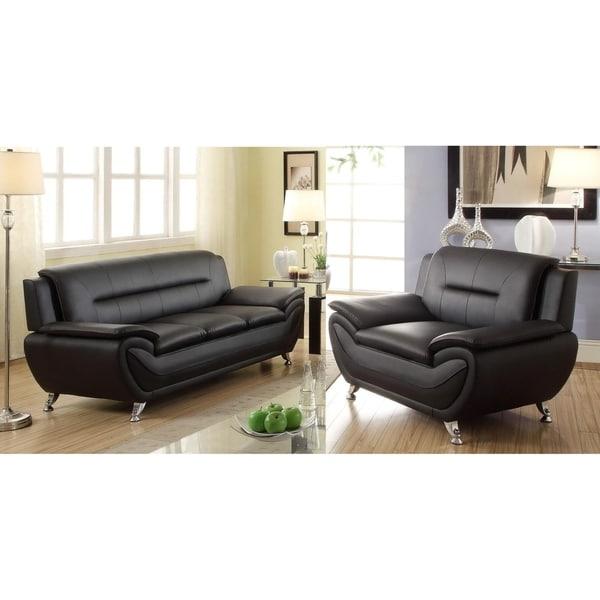 Leon 2-piece living room set