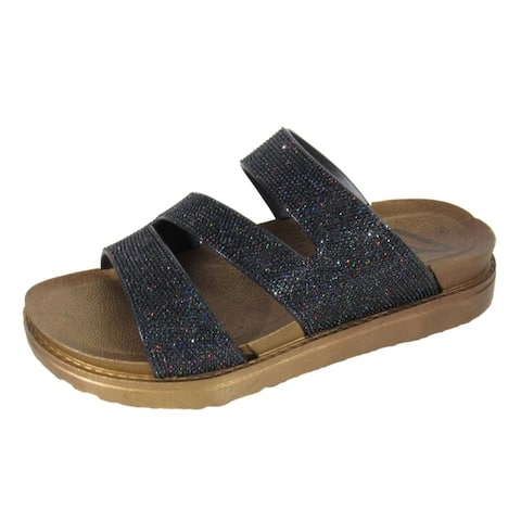 BLUE Womens Calana Strap Fashion Sandals