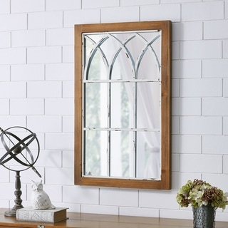 FirsTime & Co. Bellevue Arched Window Mirror