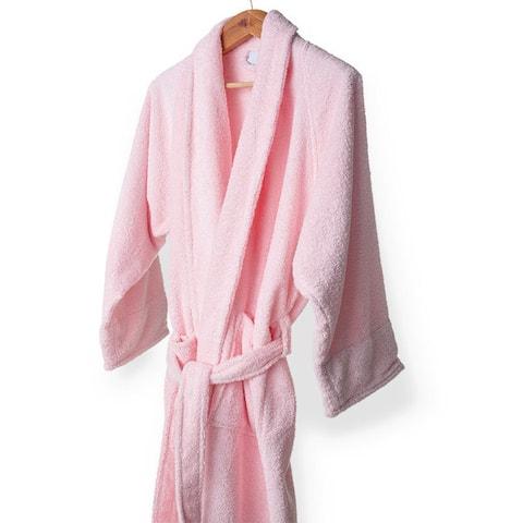 Kotter Home Egyptian Cotton Bath Robe for Men and Women