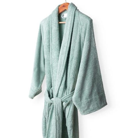 Kotter Home Egyptian Cotton Bath Robe for Men and Women