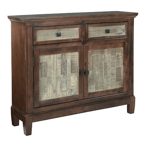 OSP Home Furnishings INSPIRED by Bassett Hartford Storage Console