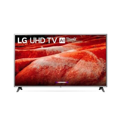 LG 75UM7570PUD 75 inch 4K HDR Smart LED TV w/ AI ThinQ - N/A - N/A