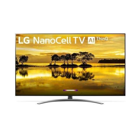 LG 65SM9000PUA 65 inch Series Nano 9 Series 4K HDR Smart LED TV