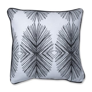 Pillow Perfect Tulum Ink 16.5-inch Throw Pillow