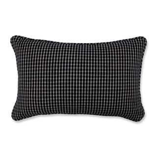 Pillow Perfect Roe Licorice Rectangular Throw Pillow
