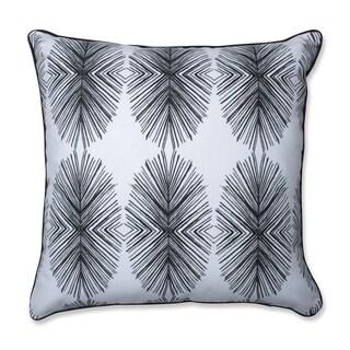 Pillow Perfect Tulum Ink 25-inch Floor Pillow