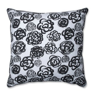 Pillow Perfect Phoebe Ink 25-inch Floor Pillow