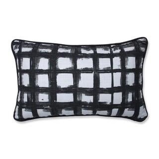 Pillow Perfect Jones Ink Rectangular Throw Pillow