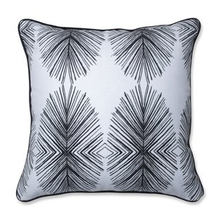 Pillow Perfect Tulum Ink 18-inch Throw Pillow