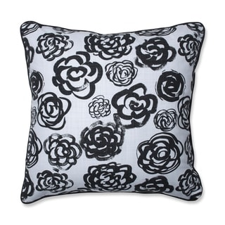 Pillow Perfect Phoebe Ink 18-inch Throw Pillow