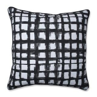 Pillow Perfect Jones Ink 25-inch Floor Pillow
