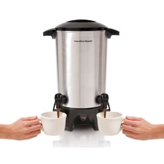 Hamilton Beach Dual-Spout Coffee Urn