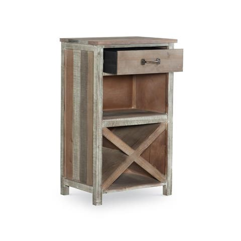 Griffin 1 Drawer and Shelf Cabinet