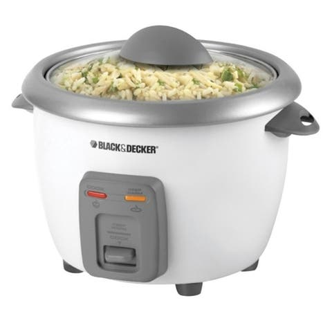 Black and Decker 6 cups Rice Cooker