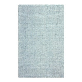 Colorfields Harrison Denim Hand-tufted Rectangle Area Rug - 2' x 3'