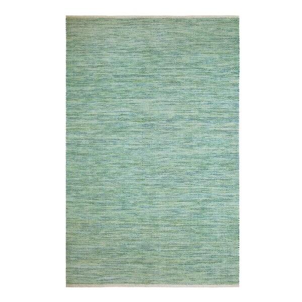 Colorfields Tula Sea Grass Hand-woven Rectangle Area Rug - 2' x 3'