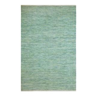 Colorfields Tula Seagrass Handmade Rectangle Area Rug - 7'6 x 9'6