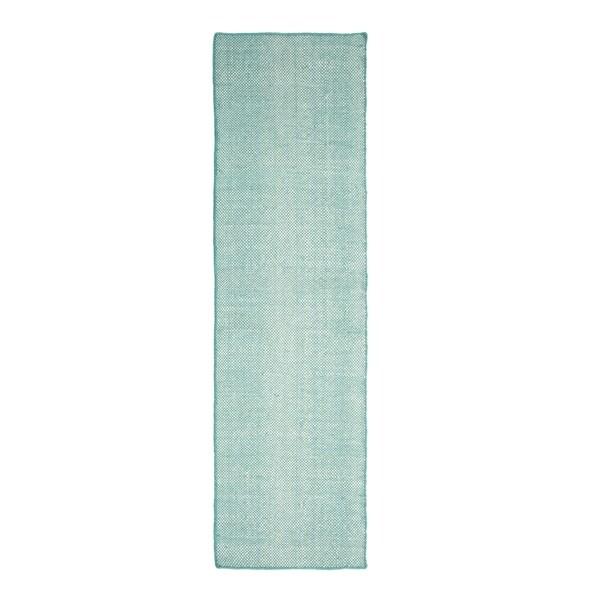 Colorfields Panama Lake Hand-woven Rectangle Runner - 2'3 x 8'