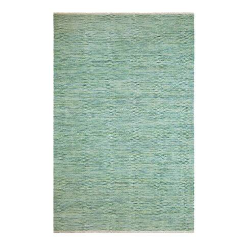 Colorfields Tula Seagrass Handmade Area Rug - 8'6 x 12'6