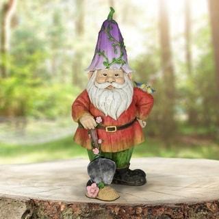 12 Inch Gnome w Shovel
