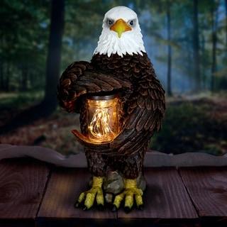 Solar Eagle w Firefly Jar