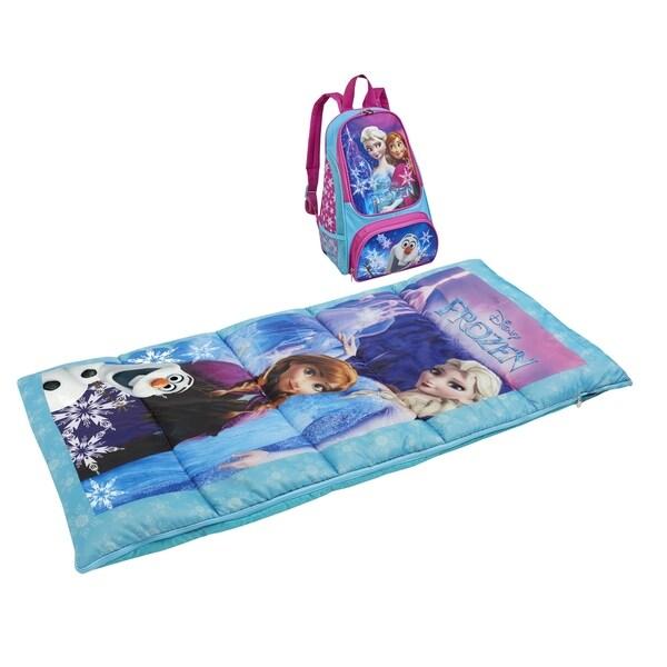 Shop Disney Frozen Kids 2 Piece Oxford Backpack Kit On