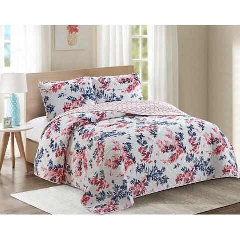 Harper Lane Lorraine 3-piece Quilt Set