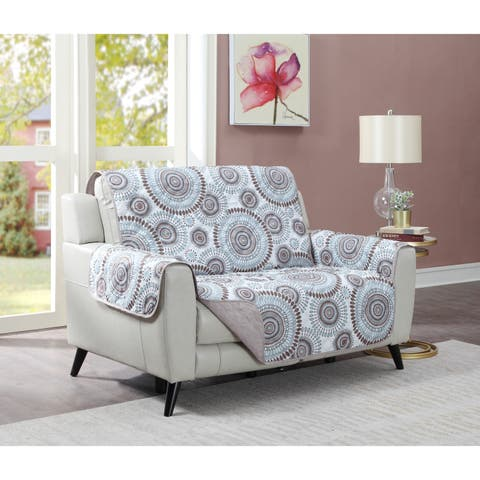 Harper Lane Starburst Loveseat Furniture Protector
