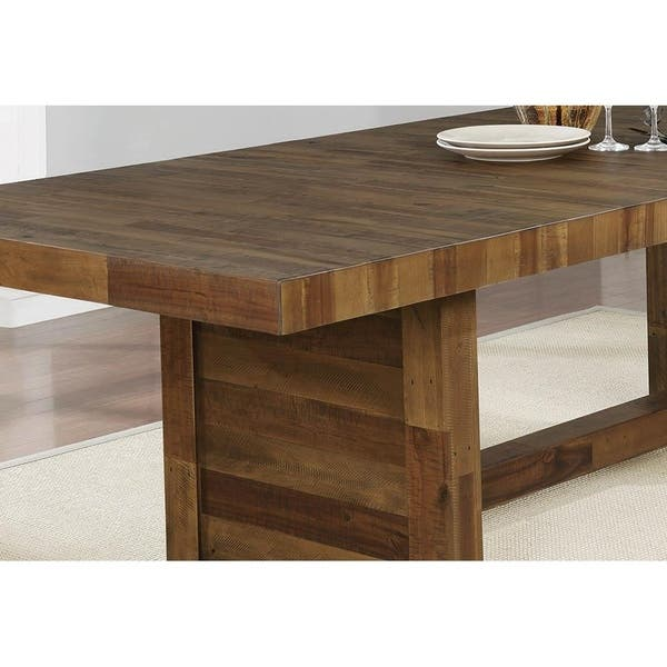Myer Clic Wood Natural Dining Table