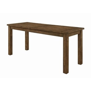 Stetson Brown Wood Counter-height Table