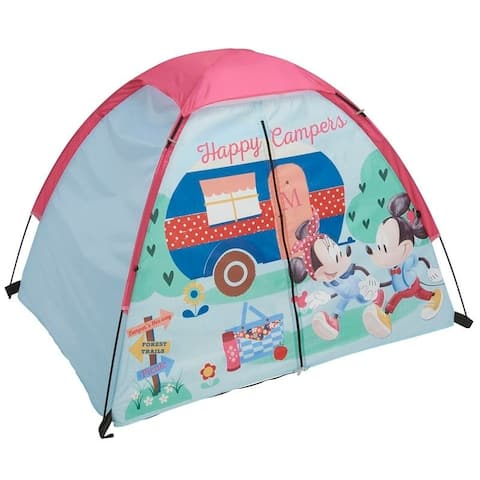 Disney Minnie Mouse Dome Tent - 48.0 In. X 36.0 In. X 36.0 In.