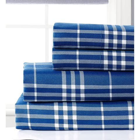 Porch & Den Mallow 4-piece Sheet Set