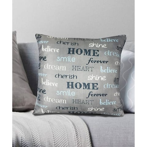 Harper Lane Inspire Throw Pillow