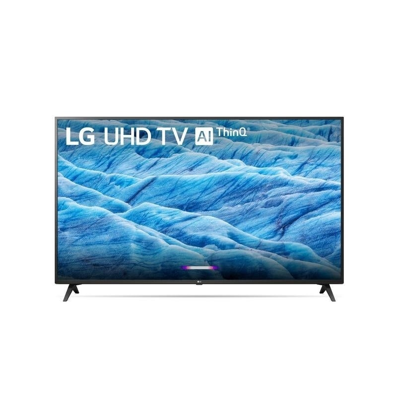 Series 65 inch 4K HDR Smart LED TV w/ AI ThinQ - LG 65UM7300PUA