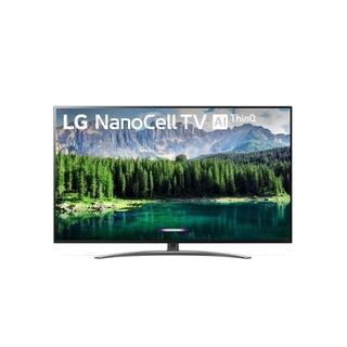 LG 49SM8600PUA Series 49 inch 4K HDR Smart LED NanoCell TV w/ Al ThinQ