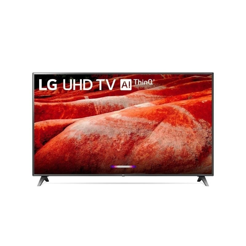 Series 86 inch 4K HDR Smart LED TV w/ AI ThinQ - LG 86UM8070PUA