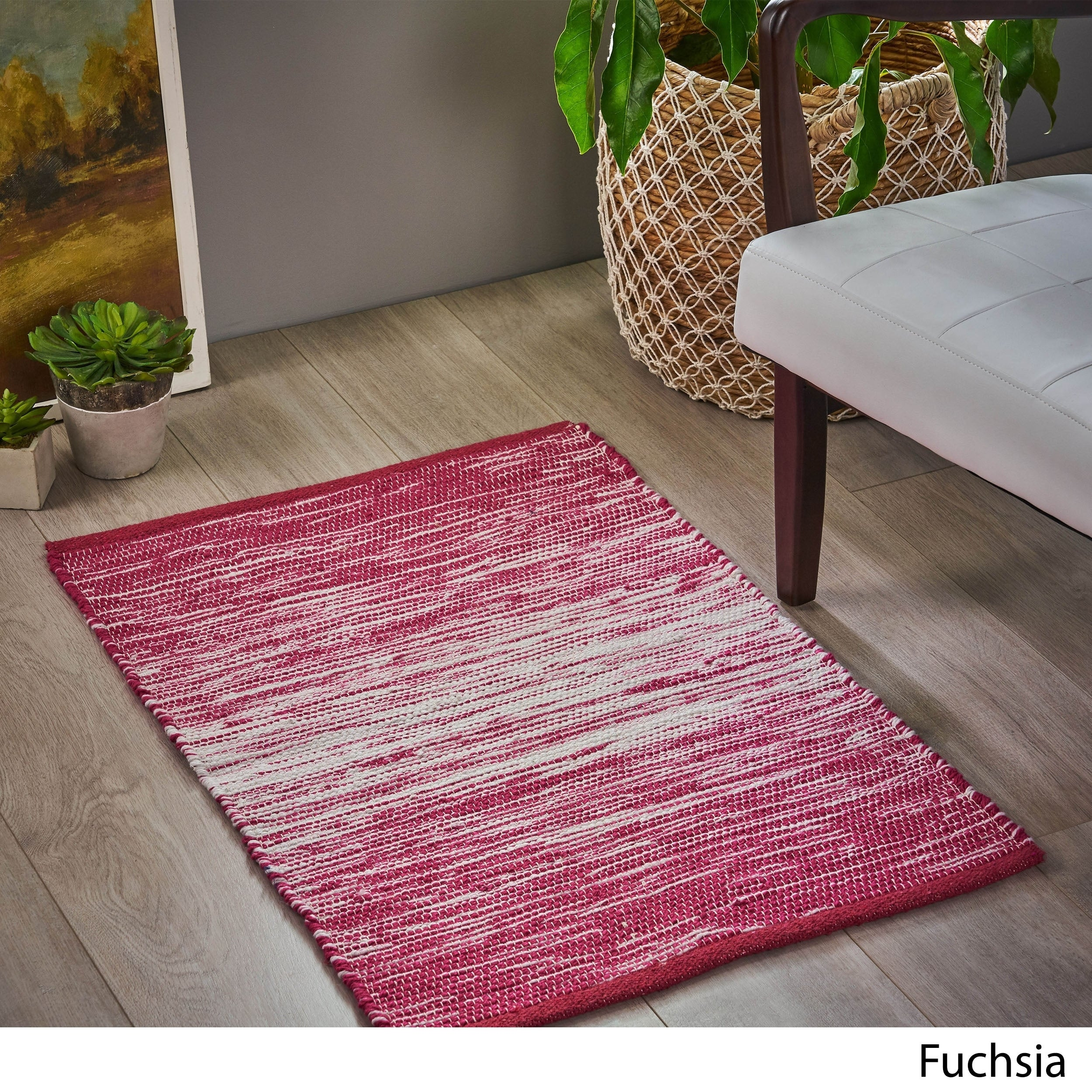 Darrington Boho Fabric Ter Rug