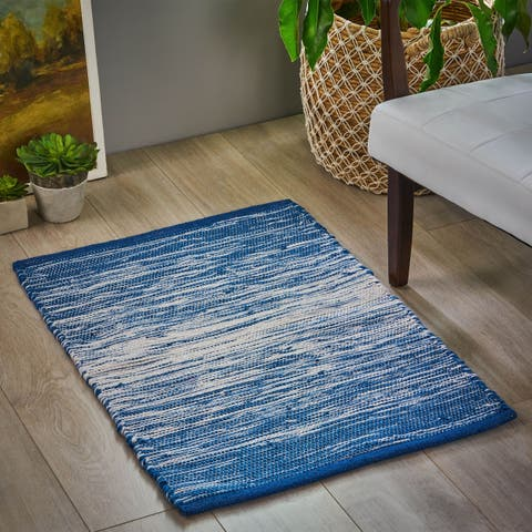 Darrington Boho Fabric Scatter Rug by Christopher Knight Home