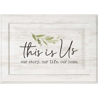 This Is Us Our Story Our Life Our Home Door